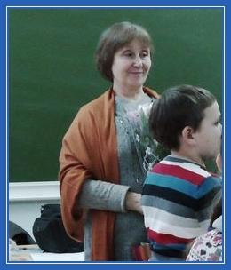 Добрая учительница, школа