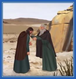 Монах и старец