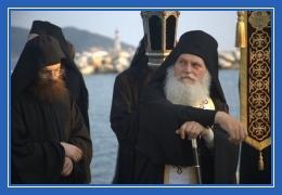 Монахи, архимандрит