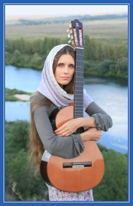 Светлана Копылова, православная певица