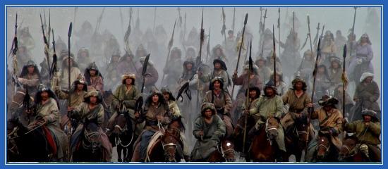 Татаро-монголы, иго
