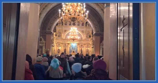 Воскресенский собор Покровского монастыря