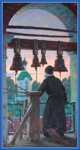 Звонарь, колокола