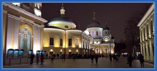 покровский монастырь, 22 ноября 2017