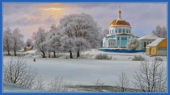 Храм благоверного князя Александра Невского