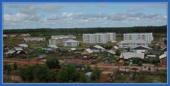 Имбинский, Кодинск