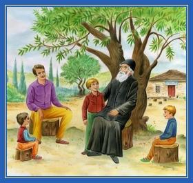 Старец Паисий Святогорец, дети