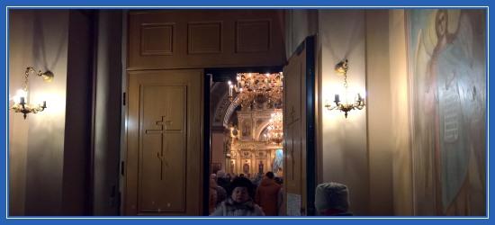 Воскресенский собор обители