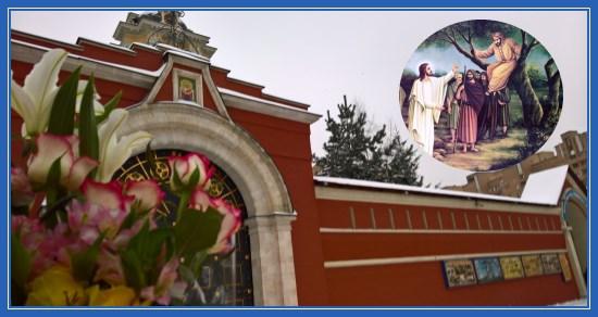 Поездка в Покровский монастьрь к мощам блаженной Матроны