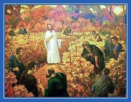 Притча о винограднике