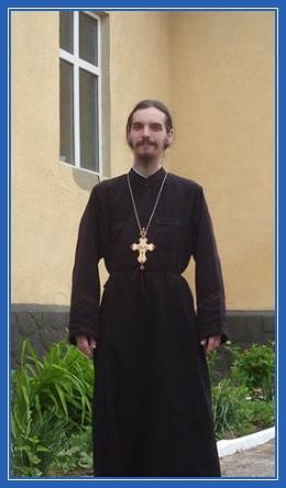 Священник, храм