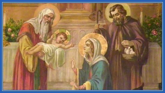 Сретение Господне - праздник