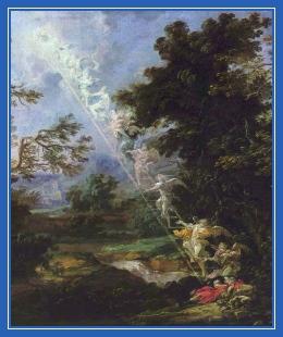 Лестница Иакова, лествица