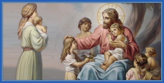 Молитва по соглашению, о воспитании детей