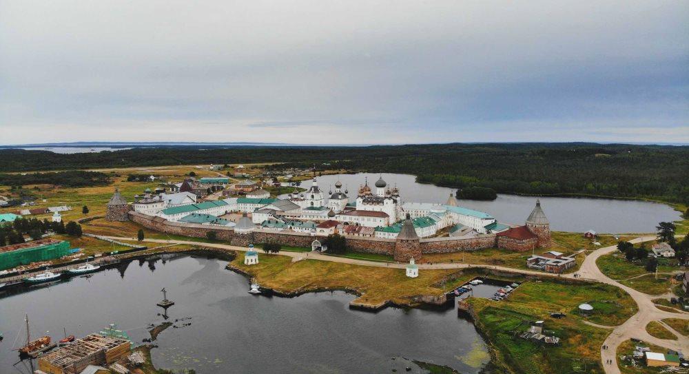 Соловецкий монастырь. Фотографии