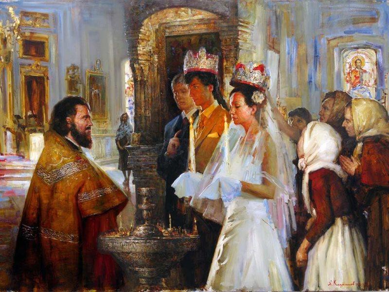 Что нам даст венчание?