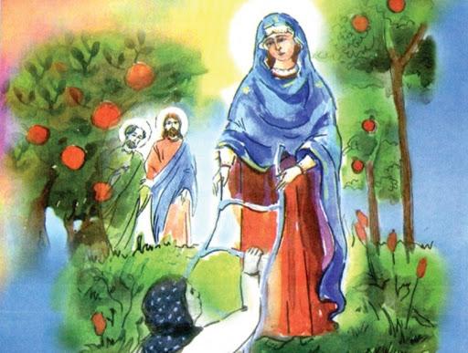 Притча к празднику Покрова Пресвятой Богородицы