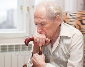 Почему человек стареет?