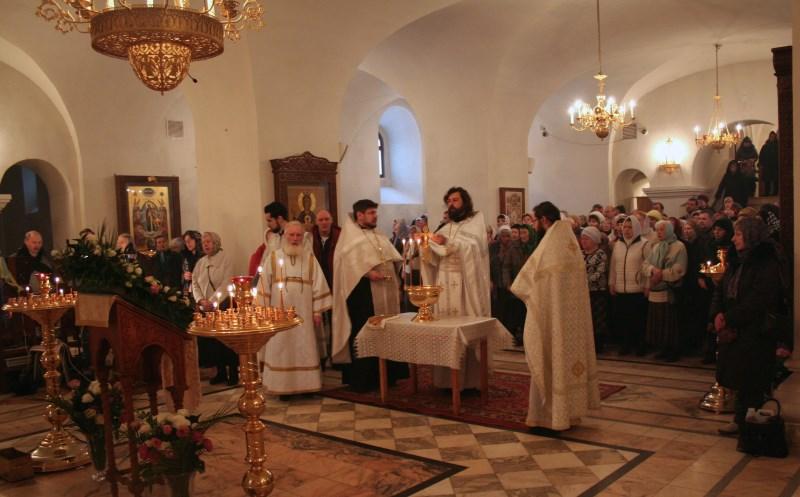 Паломничество на второй день Крещения