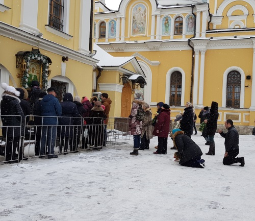 Сретенский и Покровский монастыри - 24 февраля 2019