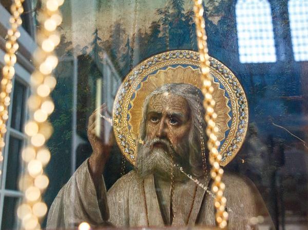 О чуде по молитвам Серафима Саровского