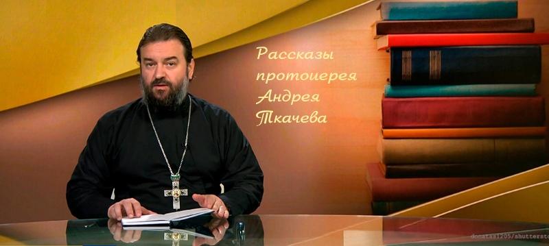 Золотая рыбка | Рассказ о. Андрея Ткачева