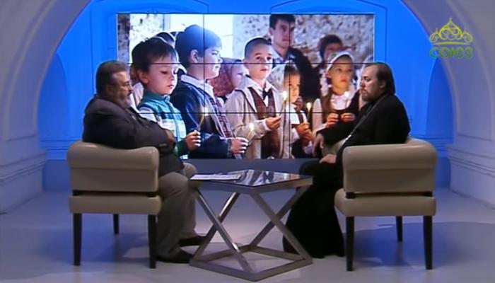 В чем главная задача воскресных школ?