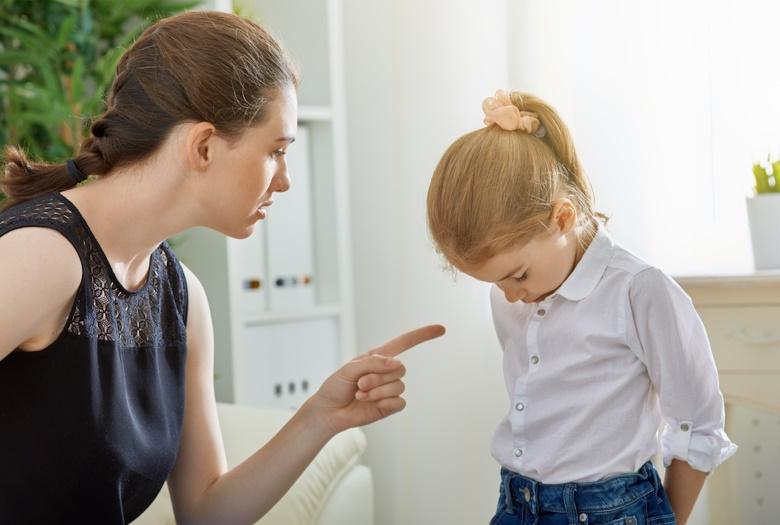 Можно ли наказывать детей?