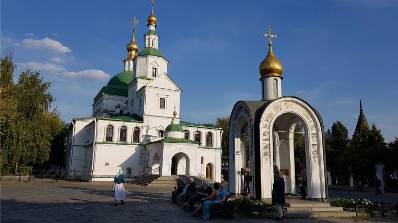 Рассказ о паломничестве к свт. Луке Крымскому