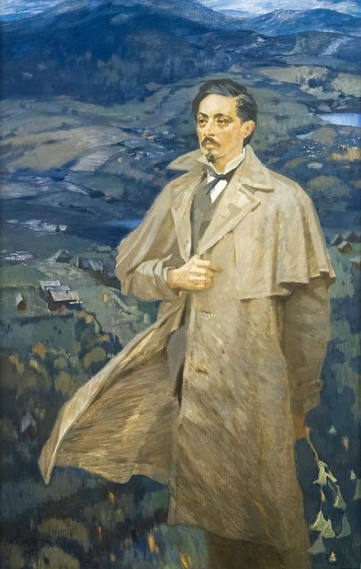 Писатель Дмитрий Мамин-Сибиряк