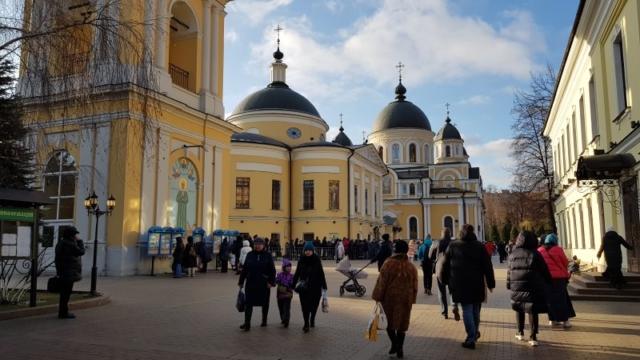 Покровский монастырь - 1 декабря 2019
