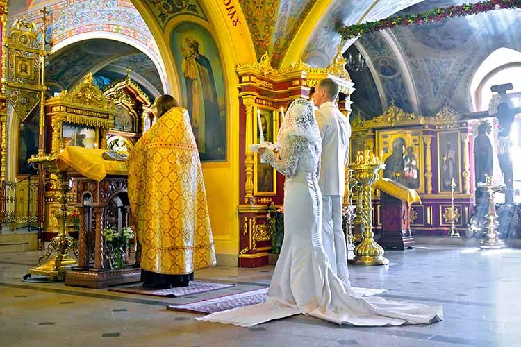 Венчание. Таинство