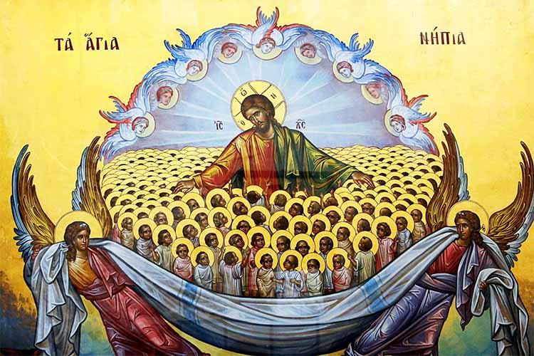 Вифлеемские младенцы - первые мученики за Христа (1)