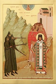 Новомученик Павлин (Крошечкин)