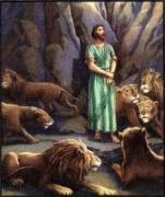 Святой пророк Даниил и три отрока
