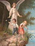 Кто такой ангел? Детские вопросы
