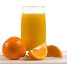 Очень витаминный напиток - оранжад