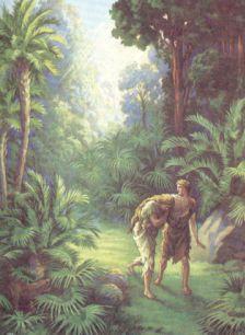 Первый грех - или почему люди живут не в Раю?
