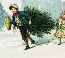 Зимний елочный рассказ