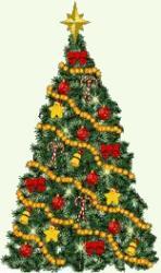 Кто придумал Рождественскую елку?