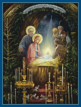 Рождество Христово, картина