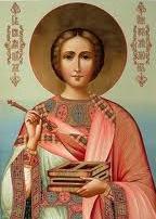 Великомученик и Целитель Пантелеимон - житие