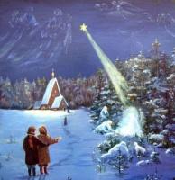 Рождественский праздник - рассказ детям