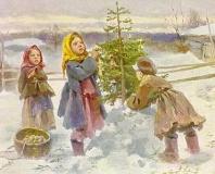 Рождественский рассказ детям и взрослым