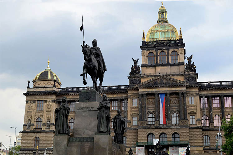 Государственный музей в Праге