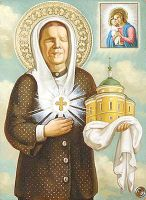 Матрона Московская и ее чудо, благодаря которому муж окрестился
