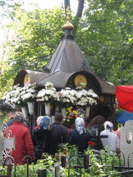 Матрона Московская - житие блаженной праведницы