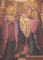 Молитва и Тропарь на Сретение Господне