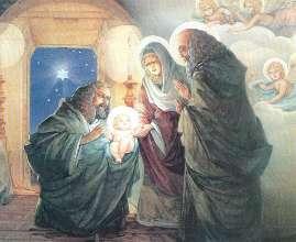 Сретение Господне. Повествование детям