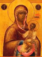 Лидская икона Божией Матери